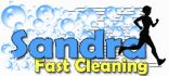 Sandra Fast Cleaning Logo